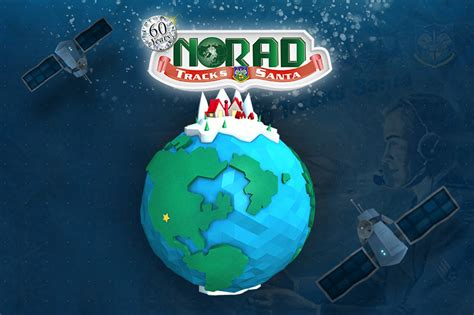 Santa Tracker Phone Number Norad Santa Tracker Celebrates 60th Anniversary Flying