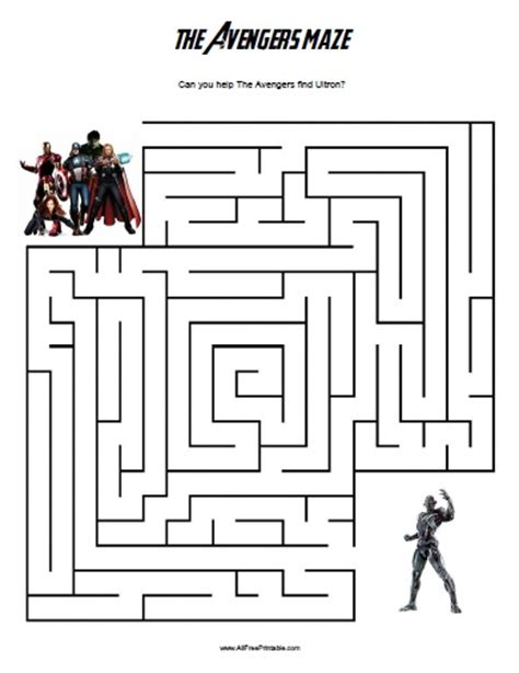 printable reading mazes 9 best images of superhero mazes printable printable