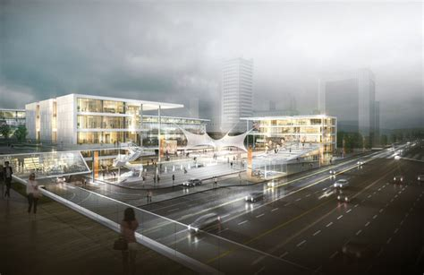 korean design competition second place design proposes revitalization of busan with