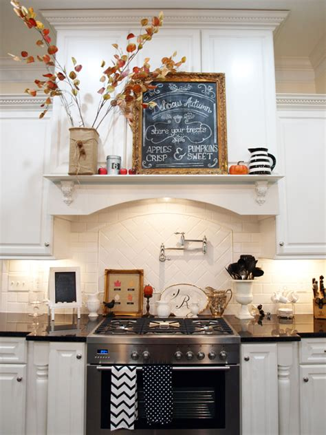 my 2 fall kitchen decor i told you i was thrifty less