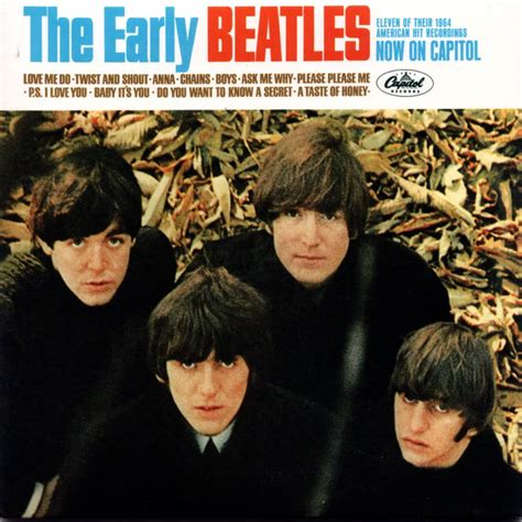 the early beatles album artwork usa the beatles bible