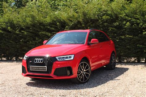 Audi Sq3 For Sale by Used 2016 Audi Q3 Rsq3 Tfsi Quattro Rs Q3 For Sale In