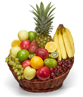 fruit and basket premium fruit basket at from you flowers