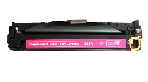 Toner Cartridge Compatible Hp 128a For Use In Cp1525 Ce Murah compatible hp ce323a 128a magenta toner cartridge