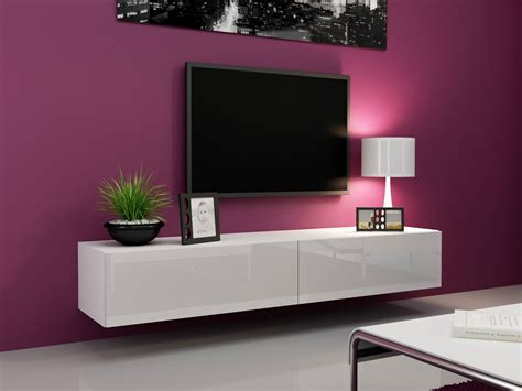 Anya Living Lucas Tv Stand Sn Oak tv unit tv stand wall mounted tv cabinet white high gloss ebay