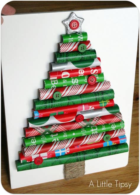 Make Wrapping Paper - in july barking up a different tree