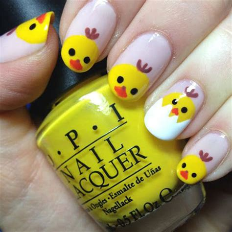 Kutex Nail 15 30 Best Easter Nail Designs Ideas Trends Stickers