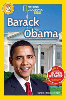 best barack obama biography book barack obama by caroline crosson gilpin paperback