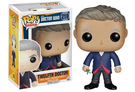 Funko Pop Eleventh Doctor 220 funko pop doctor who vinyl figures checklist exclusives list gallery