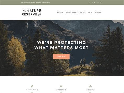 themes related to nature top 10 best free seo ready wordpress themes for 2017