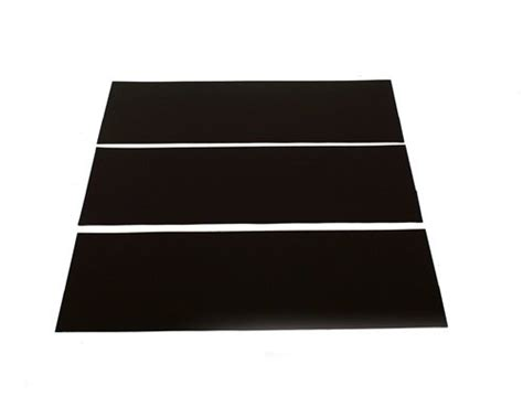 Origami Shelf Liners - origami lr3 01 liners for r3 model 3 pack black