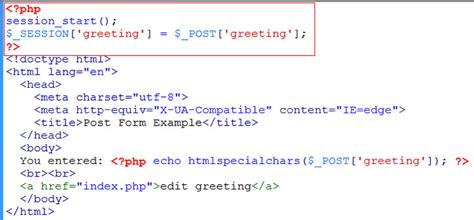 php change date format of variable how to use session variables in php learn web tutorials