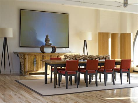 Asian Dining Room by Tribeca Loft Asian Dining Room New York By Alan
