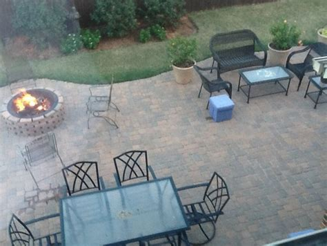 Patio Furniture Placement Need Help With Furniture Placement And Landscaping Ideas