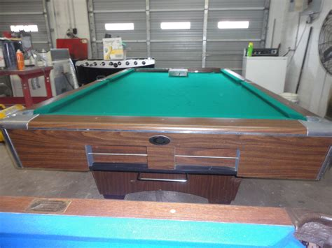 Gandy Pool Tables by 9ft Big G Gandy Pool Table