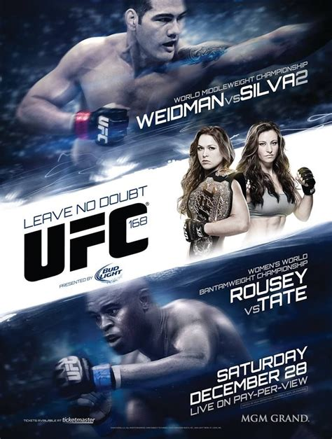 best ufc events 45 best ufc posters images on mixed martial