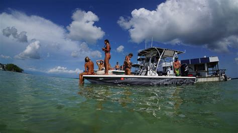 party boat fishing st george island lets see some raft up sandbar parties page 21 the