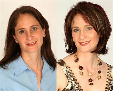 over 50s makeovers before and after makeover 50 quot the makeover was a once