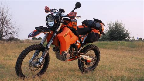 Ktm 500 Adventure Loop Tech Tip Packing Your Ktm For 10 Days Of