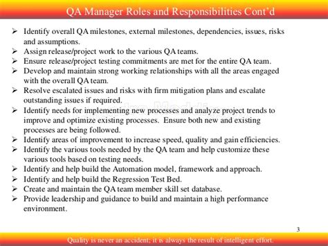 Release Management Roles And Responsibilities by 2 Softare Qa Roles And Responsibilities