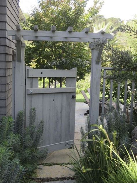 51 best images about gate on pinterest gardens side