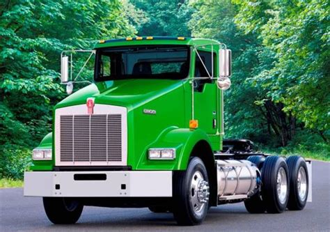 kenworth truck factory kenworth t800 lng trucks available for factory order and