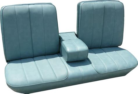 cadillac bench seat 66qsdb1 cadillac seat cover vinyl front bench with