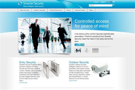 smarter security launches new corporate visual identity