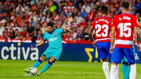 hasil lengkap  klasemen liga spanyol barcelona