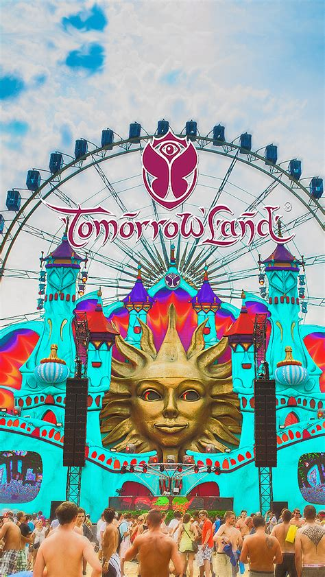 tomorrowland wallpaper iphone gallery