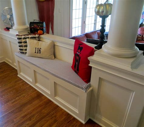 indoor bench cushion entry way kids art decorating ideas and now we are six bench cushion that kismet made