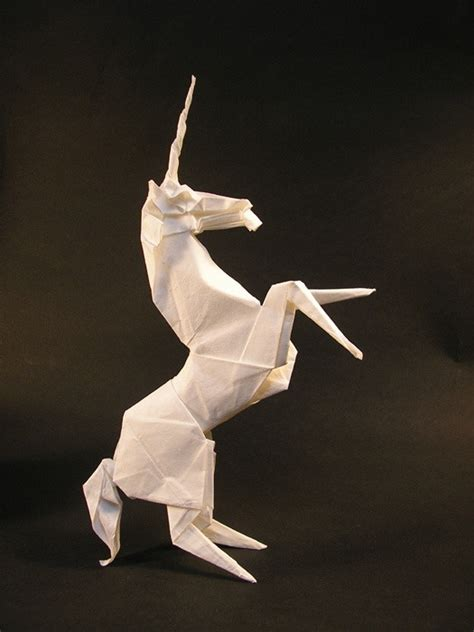 Origami Unicorn Easy - unicorn origami do origami