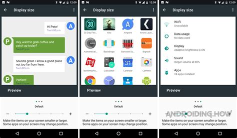 android how do i display a full width dialogfragment how to set display size on android nougat 7 0 the