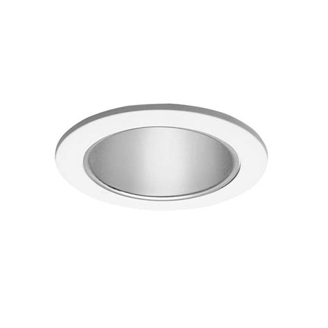 Halo 4 In Satin White Recessed Ceiling Light Cone Trim Ceiling Light Recessed