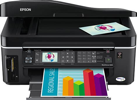 Epson Workforce 600 Manual User Guide Online Manual Centre