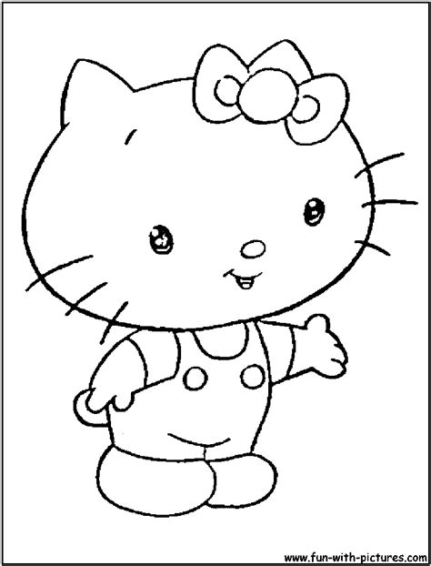 coloring pages hello kitty baby baby hello kitty coloring sheets coloring pages