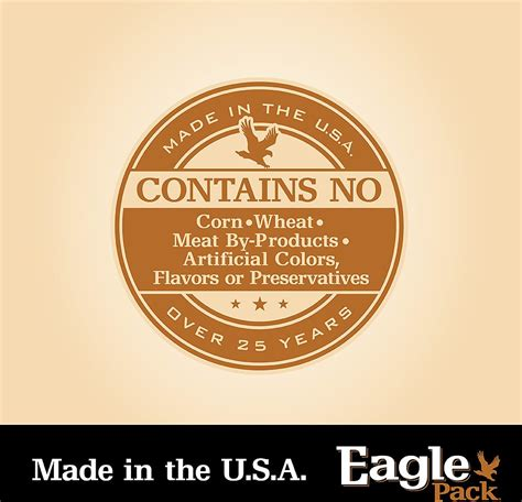 eagle pack food reviews eagle pack power food 40 lb bag chewy