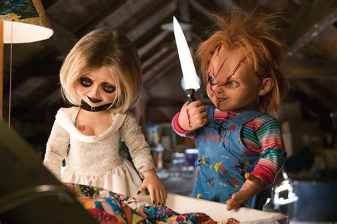 chucky movie names seed of chucky the world of ours