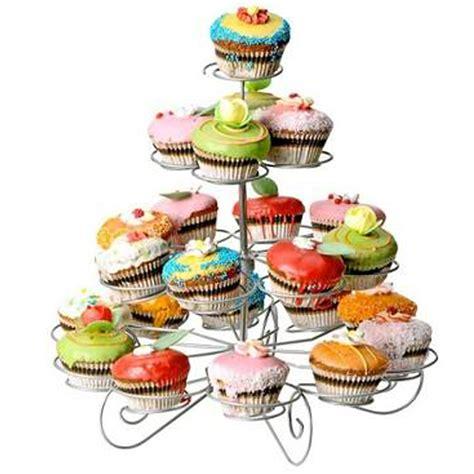 porta cupcake 2x stand porta cupcake metalico 23 unidades c u