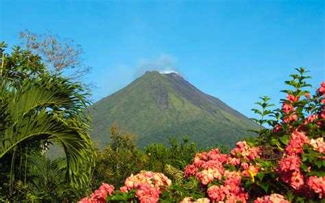 Can I Travel To Costa Rica With A Criminal Record Costa Rica S Elusive Arenal Volcano On The Luce Travel