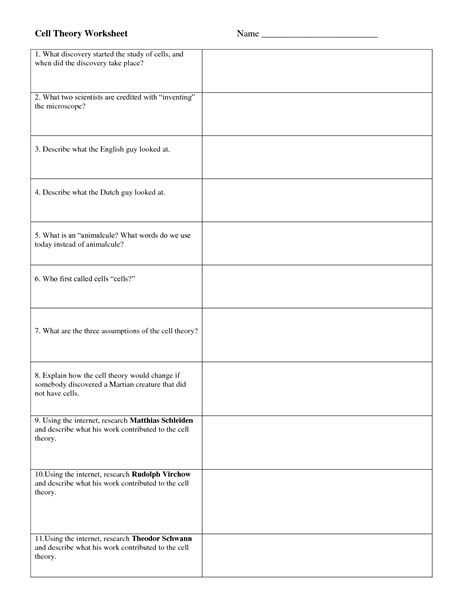 Cells Worksheets by 28 Cells Worksheets 6th Grade Cells And Organelles