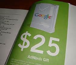 Buy Google Adwords Gift Card - how to get 25 google adwords coupon code