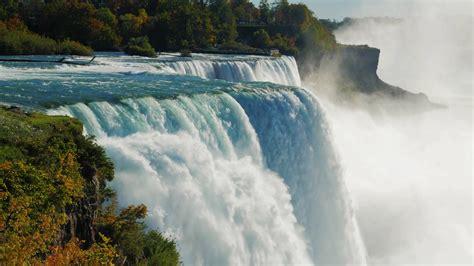 famous falls the famous waterfall niagara falls a popular spot among
