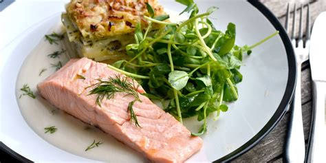 poached salmon recipes poached salmon fillet recipe great chefs