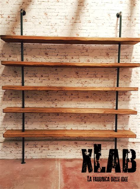 libreria da parete design acquista la libreria da parete stile vintage
