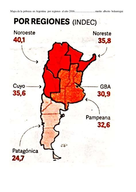 argentina predicciones 2016 ao 2016 argentina predicciones mapa de la pobreza en