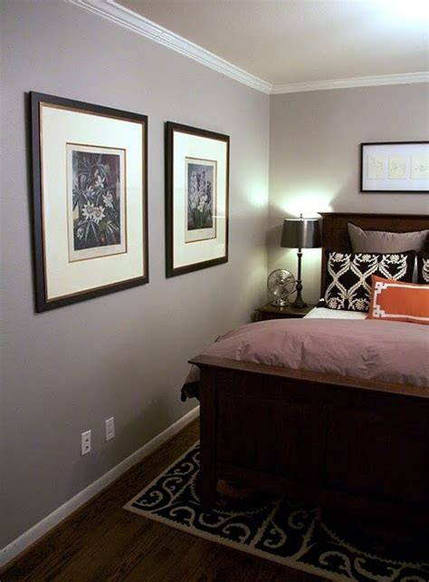 elegant paint colors for bedroom mindful gray by sherwin williams calming and elegant