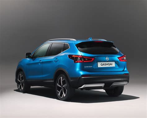 Geneva 2017 World Premiere Of Nissan Qashqai