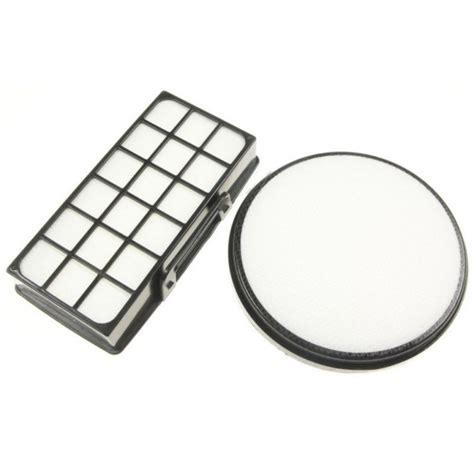 kit de 2 filtres pour aspirateur rowenta ro69 x trem power cyclonic pieces