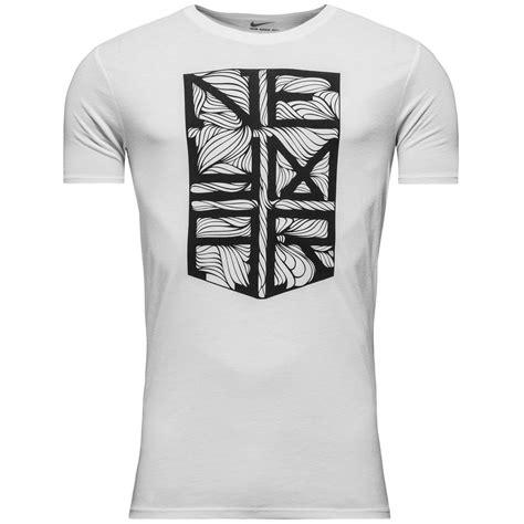 Tshirt T Shirt Kaos Nike Neymar Nike T Shirt Neymar Jr Quot Ousadia E Alegria Quot Logo White